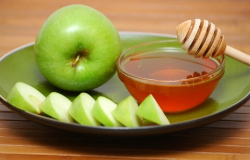 Why Do We Dip an Apple in Honey?